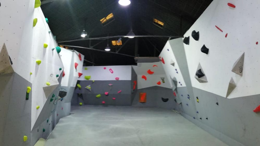 Rocódromo Boulder Zone Retiro